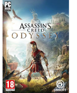 Assassin's Creed Odyssey Uplay CD Key