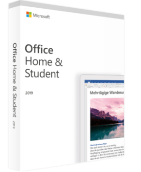 Microsoft Office Home & Student 2019 (PC)