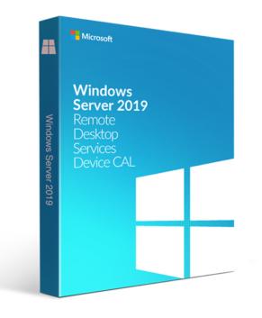 Windows Server 2019 Remote Desktop Services (RDS) – 50 Device CAL