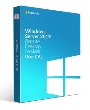 Windows Server 2019 Remote Desktop Services (RDS) – 50 User CAL