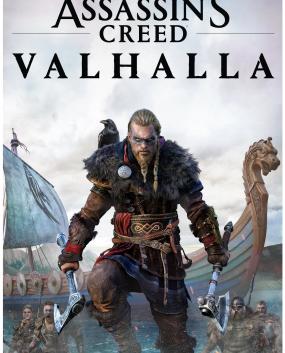 Assassin's Creed Valhalla Uplay CD Key