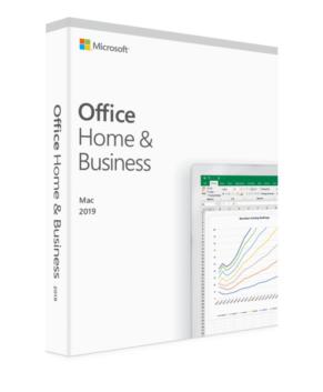 Microsoft Office Home & Business 2019 (Mac)