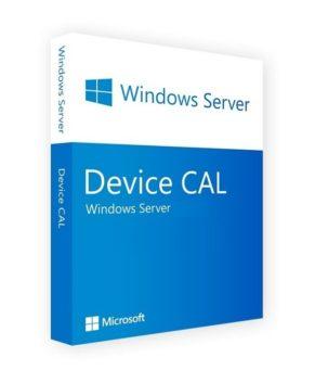 Windows Server 2019 – 1 Device CAL