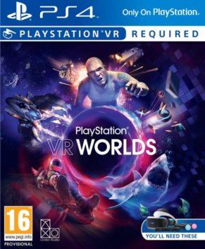 PlayStation VR Worlds EU PS4 CD Key