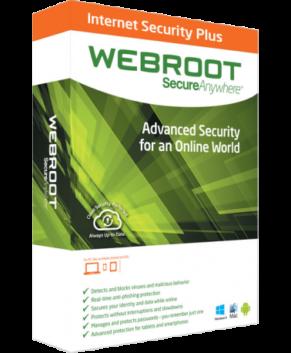 Webroot SecureAnywhere AntiVirus 2021 Key (1 Year / 1 Device)