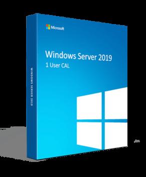 Windows Server 2019 – 1 User CAL